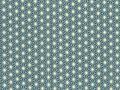 【雑貨/USAコットン/国産/ダブルガーゼ】U-514/麻の葉  50cm×55cm