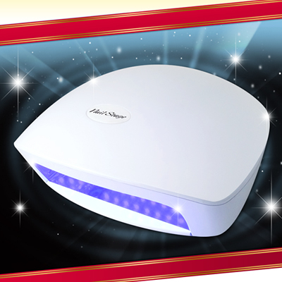 【LEDライト/UVライト】 ジェルネイルLEDライト デジタルプロSMDLED7 【送料無料】