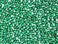 【ジェルネイル/ラインストーン】 9.アクリル グリーン /1.5mm 1000粒パック