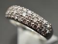 【ジュエリー/ダイヤモンド/指輪】PT ピンクダイヤモンドリング D/1.00カラット