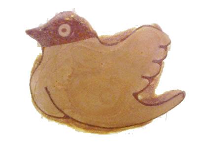 世田谷区の鳥:オナガどら焼き 〜キャラどら