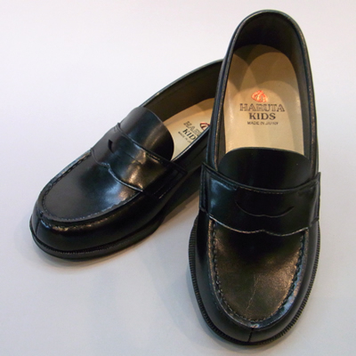 通学靴:ハルタキッズ(HARUTA KIDS) 4814:ローファータイプ/16.0cm