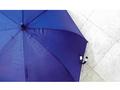 通園・通学傘 定番のネイビーの無地傘 50cm