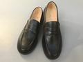 やわらかいローファーST1145(さらに足幅細めタイプ)ステップアップキッズ(STEP UP KIDS)人工皮革:靴のキング堂オリジナルローファー通学靴/22.0cm