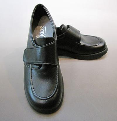 通学靴:ステップアップキッズ(STEP UP KIDS) ST2088:ベルクロタイプ(靴のキング堂オリジナル)/19.0cm