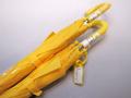 通園・通学傘 定番の黄色の無地傘 50cm