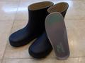レインシューズ(長靴) TSUKIHOSHI(ツキホシ) THCHILD 1023 ネイビー・20cm