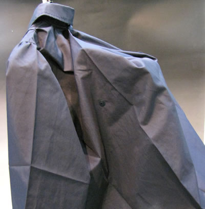 ランドセル対応レインコート(子供用ドレスタイプ) 120cm