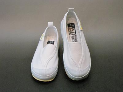上履きキャロットCR ST12【お子様の足を考えて作られたうわばき】ホワイト16.0cm