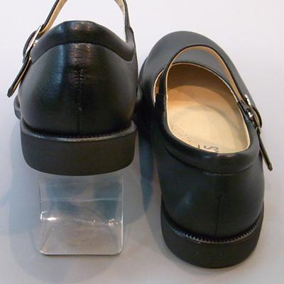 通学靴:ステップアップキッズ(STEP UP KIDS) ST2187:ワンストラップタイプ(人工皮革:靴のキング堂オリジナル)/16.0cm