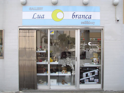 【アクセサリー】Luabrancaブレスレット ローズクォーツ×水晶 勾玉ブレス