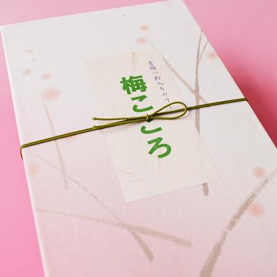 【青梅 美よしの園オリジナル】  青梅ゼリー 梅こころ 10ヶ入