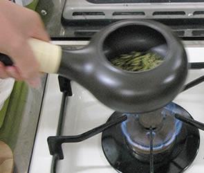 の 作り方 ほうじ茶