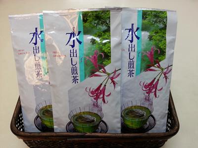 茶師十段の『水だし煎茶』 100g