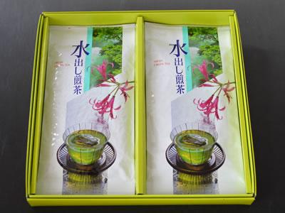 【ギフト】茶師十段の『水だし煎茶』 100g ×2