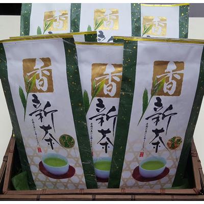 【2017茶師十段の新茶】鹿児島5号(深蒸しタイプ) 100g