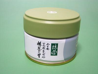 【抹茶・濃茶】松花の昔(しょうかのむかし) 20g/缶詰