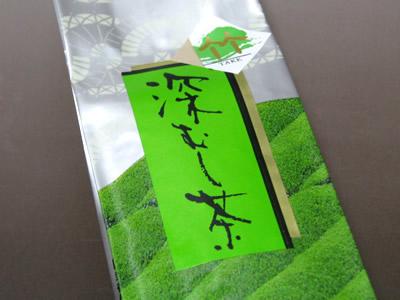 深蒸し煎茶 竹印 100g