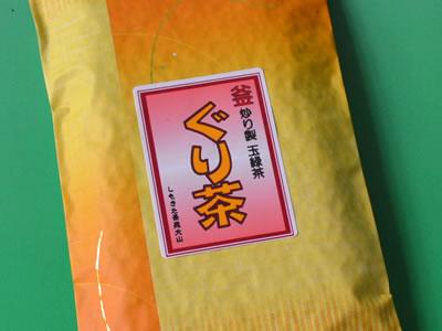 釜炒り製玉緑茶 ぐり茶 100g