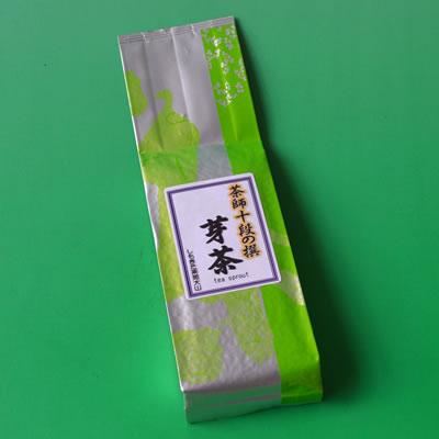芽茶 竹印 100g