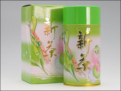 予約限定【茶師十段の新茶】伝統品質 缶入150g /2019年度:4月30日予約締切