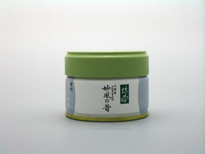 【抹茶・濃茶】妙風の昔(みょうふうのむかし) 20g/缶詰