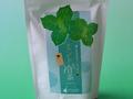 水出し煎茶:緑茶ミントティーバッグ 「暑さスーッ」(5g×10個入り)