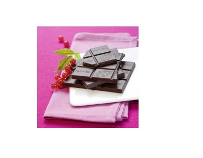 【オーガニック/フェアトレード/チョコレート】Rapunzel ミルク&クリスピーチョコレート ミルク24%