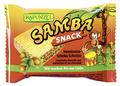 【オーガニック/フェアトレード/チョコレート】Rapunzel チョコウェハース SAMBA/サンバ