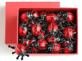 てんとう虫チョコレート ギフトBOX 50個  【オーガニック/フェアトレード/チョコレート】