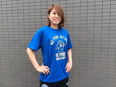 【メンズ/レディース】2015スフィーダ×ヴィンチェレ ドライTシャツ
