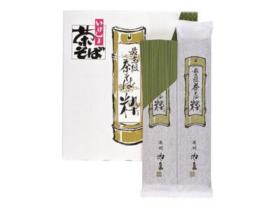 【茶そば】茶そば「粋」(100g×10袋)×10箱入