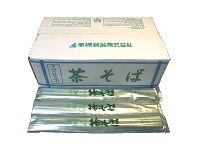 【茶そば】茶そば「宇治」(110g×60袋入)