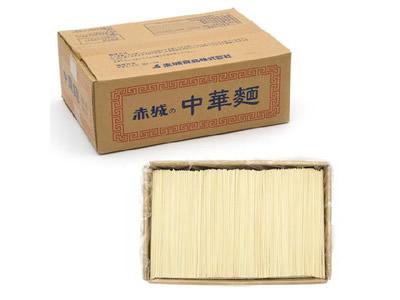 【業務用バラ詰め】業務用中華太麺(10kgバラ詰め)