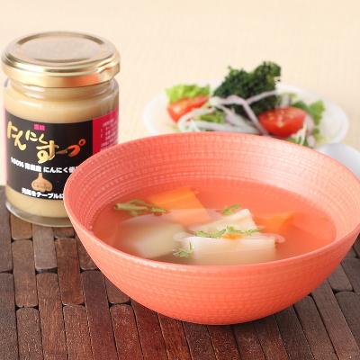 【青森産にんにく100%使用】にんにくスープ  [中]220g