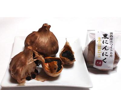 【青森産にんにく100%使用】黒にんにく [塊]1個