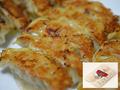 【青森産にんにく100%使用】大蒜(にんにく)野菜餃子 4パック(1パック12個は約2〜3人前/冷凍) 送料・クール便込み