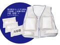【熱中症対策/冷感衣類】冷却ベスト クールダウン