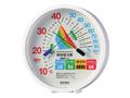 【熱中症対策/管理機器類】環境管理 温・湿度計(TM-2484W)