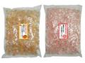 【熱中症対策/飴類・給水飲料】みかん塩飴&梅塩飴 各5袋 計10袋