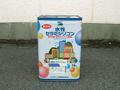 【塗料品/水性】水性セラミシリコン 標準色 16kg 【艶有り】