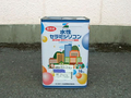 【塗料品/水性】水性セラミシリコン 割高色 16kg 【艶有り】