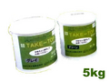 【塗料品/塗料】タケトップ 5kg・グレイ 1液水性保護美装・簡易防水材