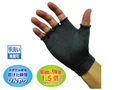 【熱中症対策/冷感衣類】竹糸(たけし)くん汗取りインナー手袋(3双組)