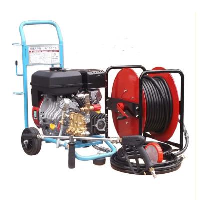 【塗装/機械・その他】開放型高圧洗浄機 JA1513L 標準セット