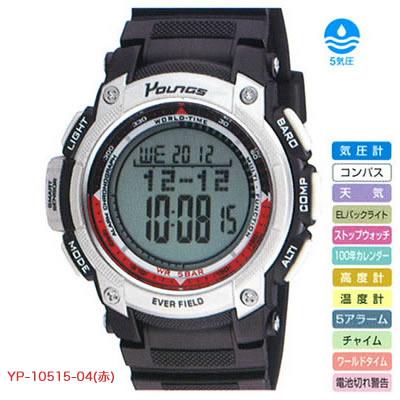 【機械・その他】腕時計 ヤンズ:YOUNGS YP10515-02