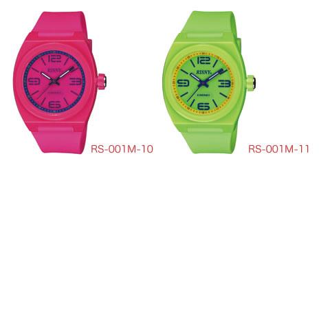 【機械・その他】電子マネー搭載腕時計 リスニー:RISNY RS-001M-01