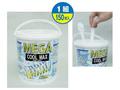 【熱中症対策/冷却・消臭用品】MEGA COOL MAX(ボディシート)