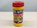 【機械・その他】<塗料のふき取り>BIG WIPES HEAVY-DUTY ビッグワイプ ヘビーデューティ
