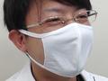 ARGO 放熱冷感マスク  ホワイト
